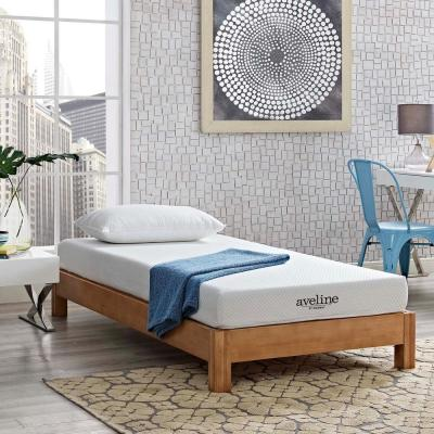 6 in. Twin Memory Foam Mattress