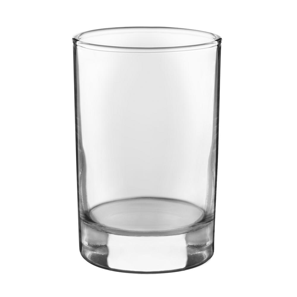 Heavy Base 5.5 oz. Juice Glass Set (8-Pack)