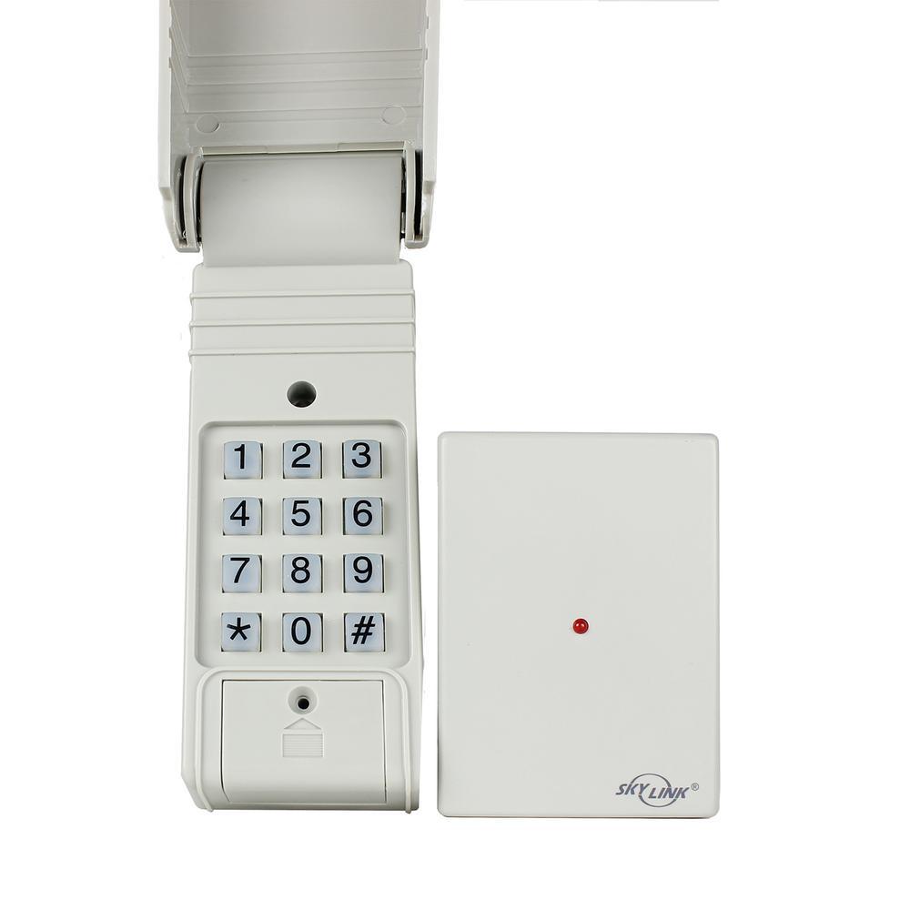 Skylink Universal Keyless Entry System Kit 318kr The