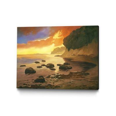 "30 in. x 40 in. ""July Evening I"" by Graham Reynolds Wall Art"