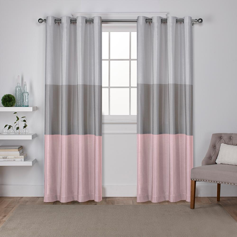 depot on treatments best pinterest pink colored window the grommet drapes home ideas curtains blush eyelet