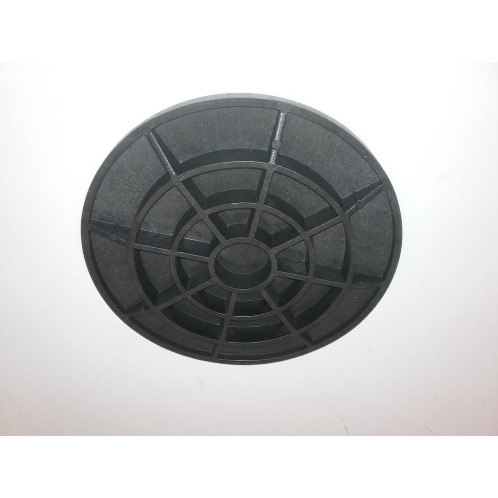 FootingPad 10 in. Dia 1 lb. Composite Post Foundation