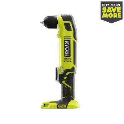 18-Volt ONE+ Cordless 3/8 in. Right Angle Drill (Tool-Only)