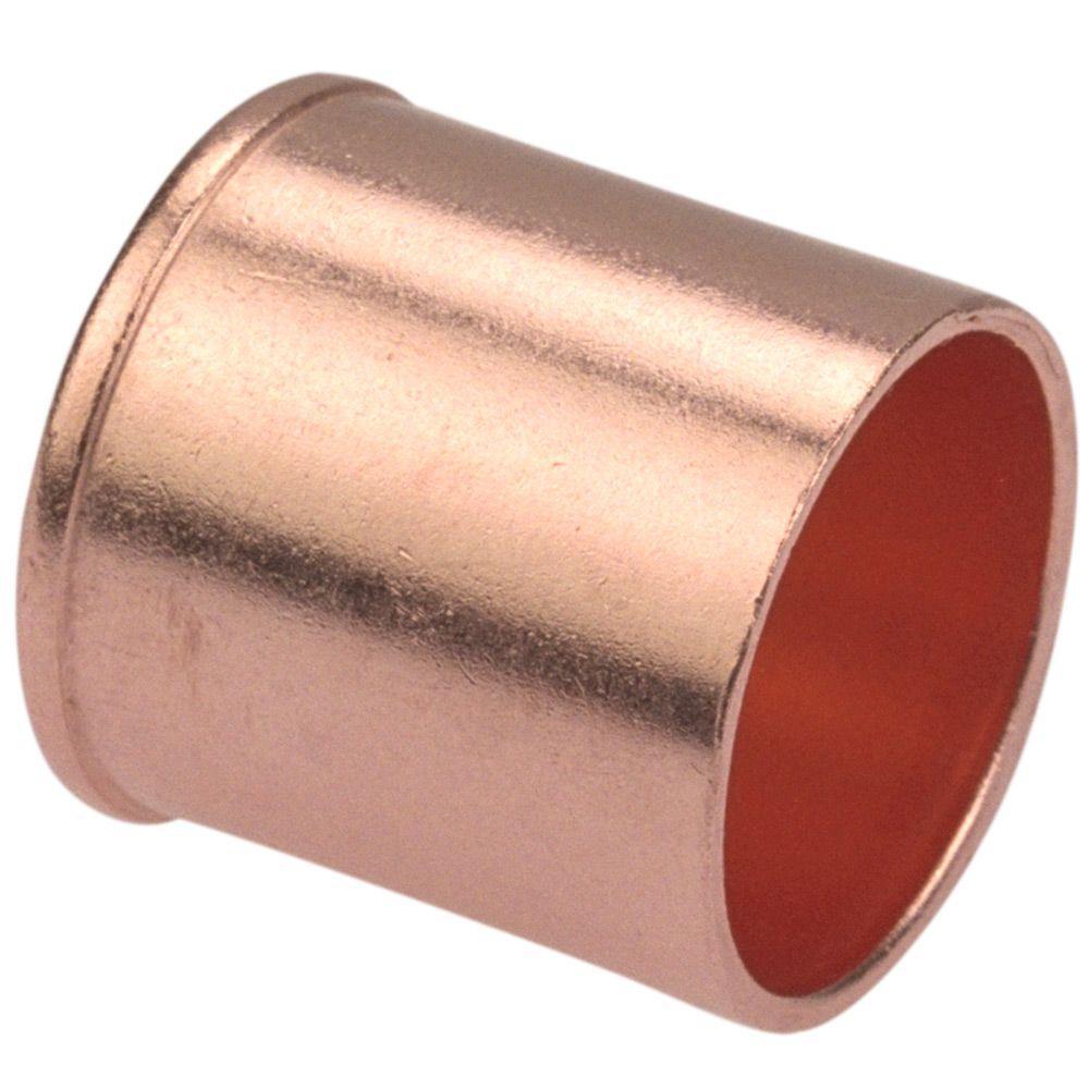 3/4 in. Copper Plug Fitting