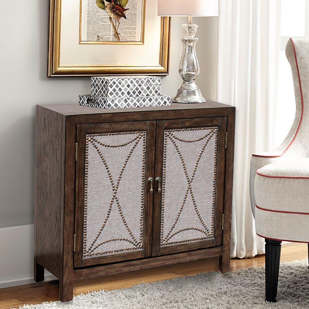 Pulaski Furniture Store: Pulaski Furniture Brown Storage Cabinet-DS-2501850