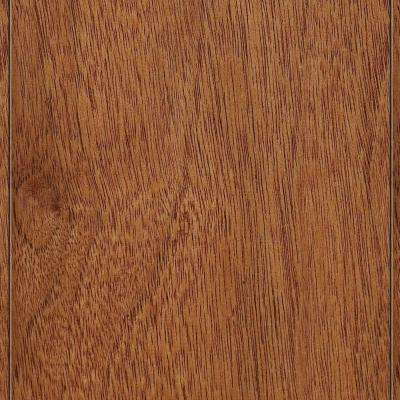 Take Home Sample - Hand Scraped Fremont Walnut Click Lock Hardwood Flooring - 5 in. x 7 in.