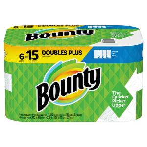 Select-A-Size White Paper Towel Rolls (6 Double Plus Rolls)