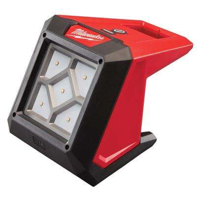 M12 12-Volt Lithium-Ion Cordless Compact Flood Light (Tool-Only)