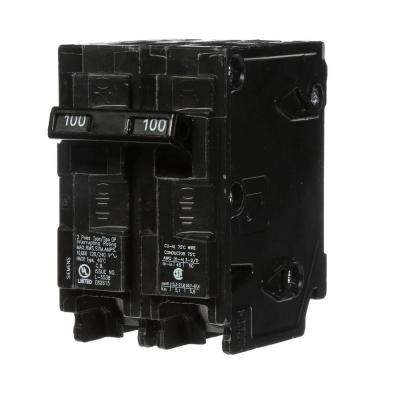 100 Amp Double-Pole Type QP Circuit Breaker