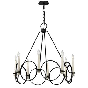 troy lighting juliette 8 light country iron chandelier f5958 the