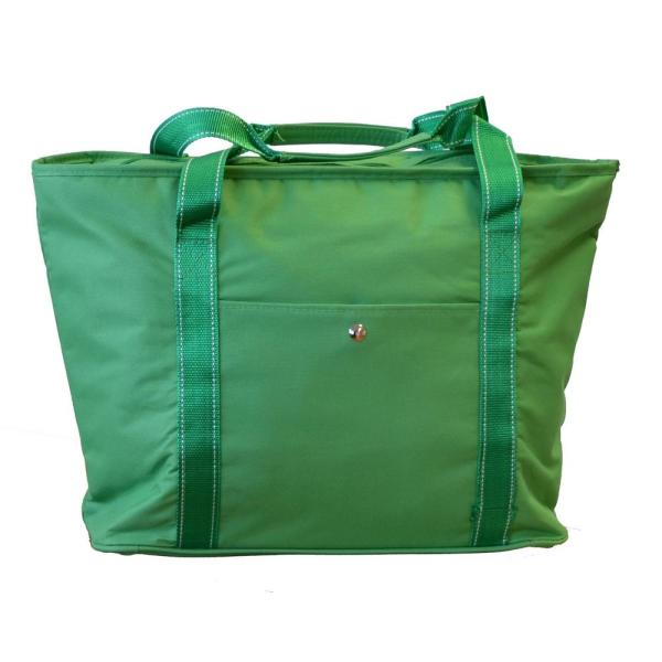 937d6a5c987 Thermost 20 Qt. Insulated Hand Bag in Green 701GN - The Home Depot