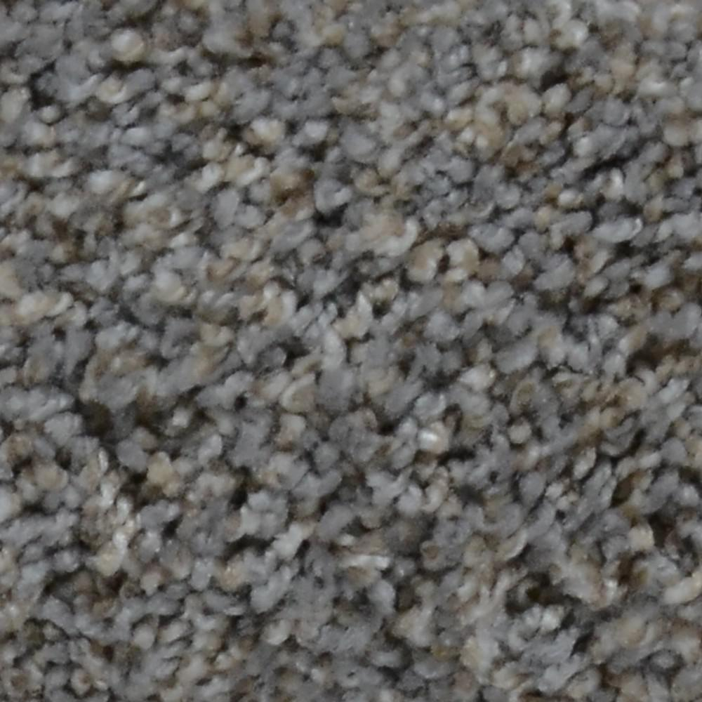 Trendy Threads I - Color Searcy Texture 12 ft. Carpet