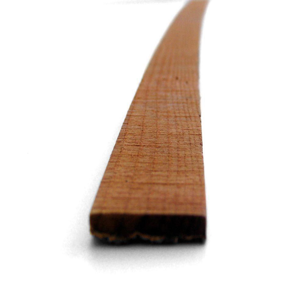 1/4 in. x 4 in. x 12 ft. Redwood Bender-Board Edging