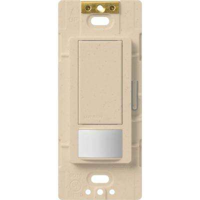 Maestro Motion Sensor switch, 5-Amp, Single-Pole or Multi-Location, Stone