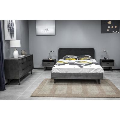 Mohave 3 Piece Acacia King Bedroom Set