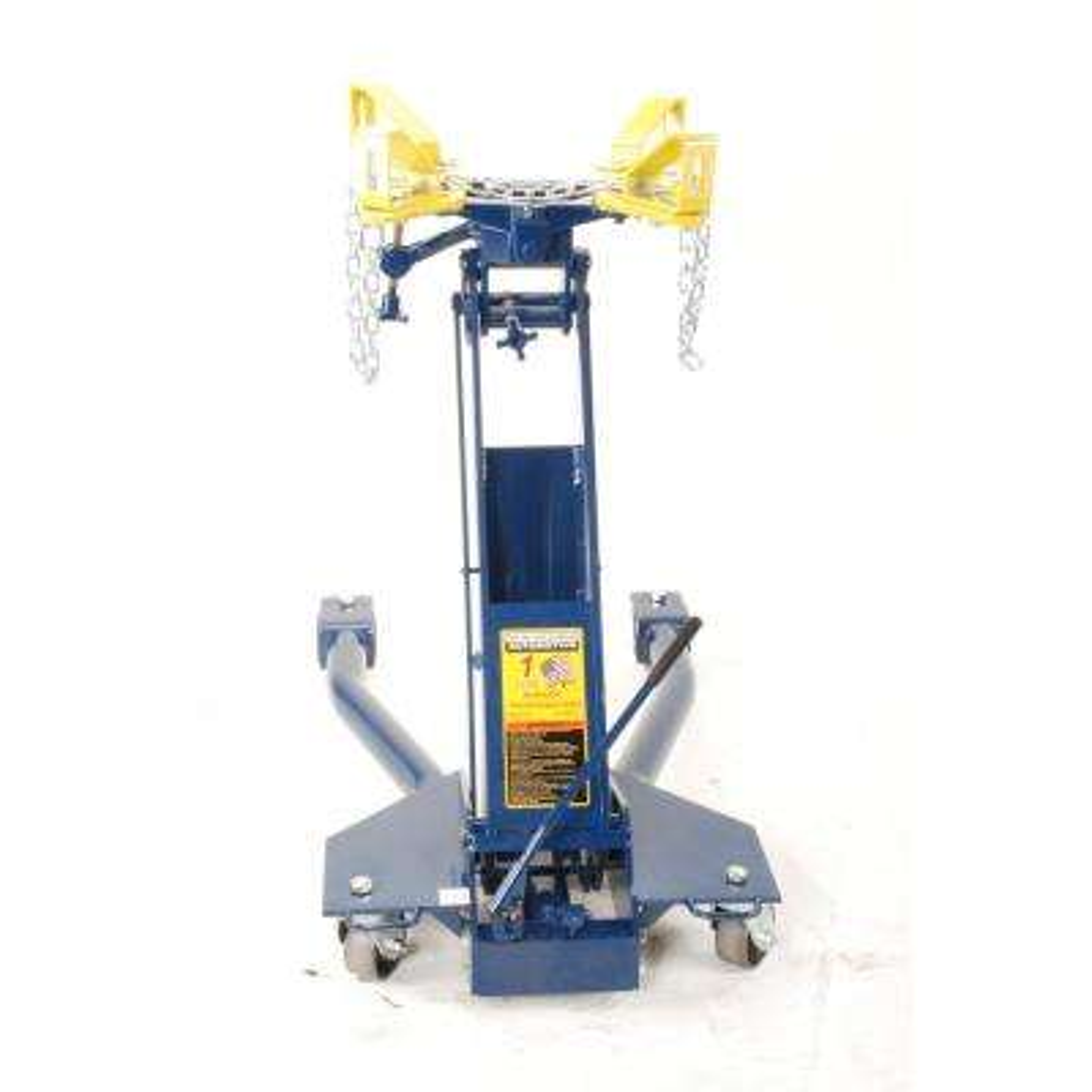 1-Ton Capacity Blue Floor Transmission Jack