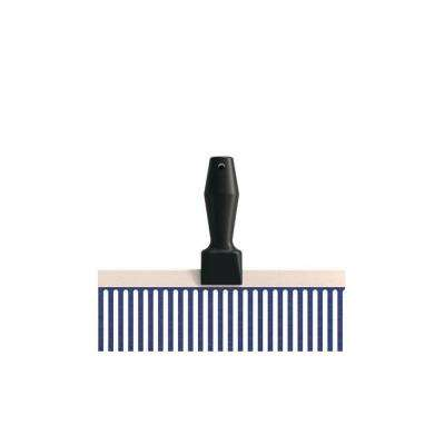 12 in. Scarifier-Blue Steel Tines with Plastic Handle