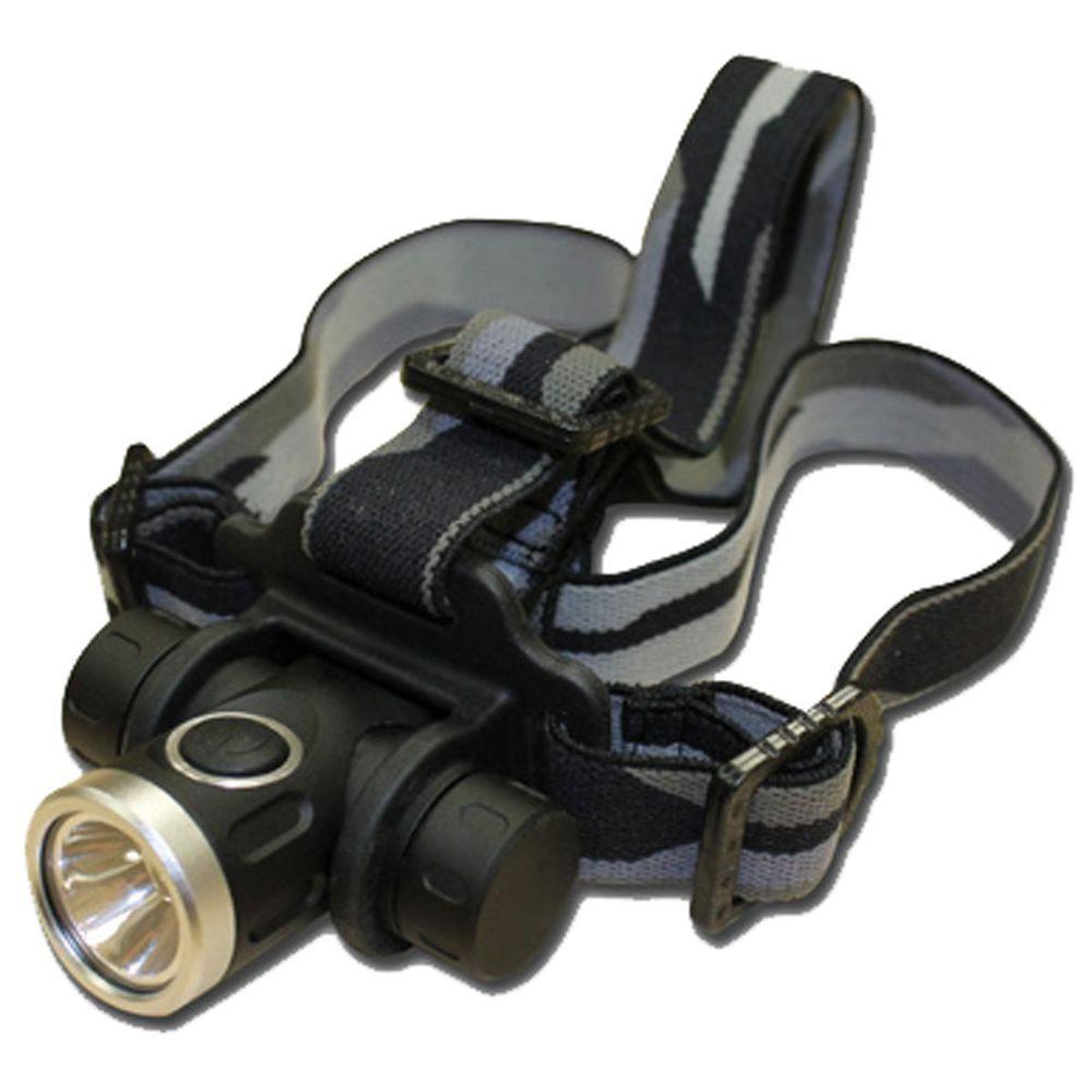 LED Aluminum Headlight
