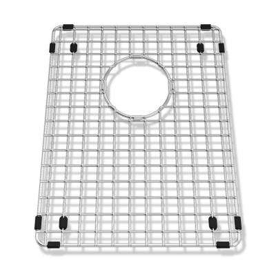 Prevoir 12 in. x 15 in. Kitchen Sink Grid in Stainless Steel
