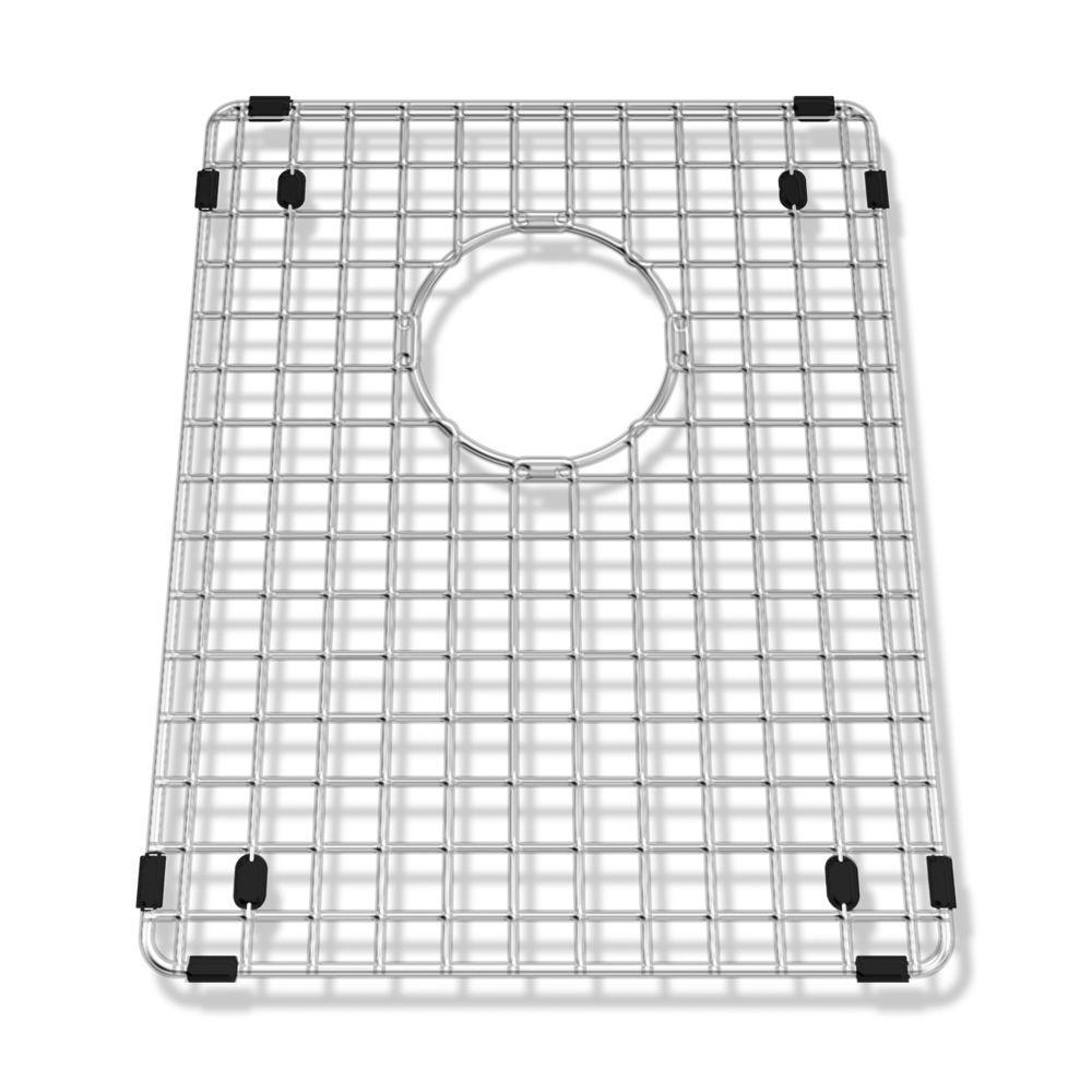 American Standard Prevoir 12 in. x 15 in. Kitchen Sink Grid in Stainless Steel  sc 1 st  Home Depot & American Standard Prevoir 12 in. x 15 in. Kitchen Sink Grid in ...