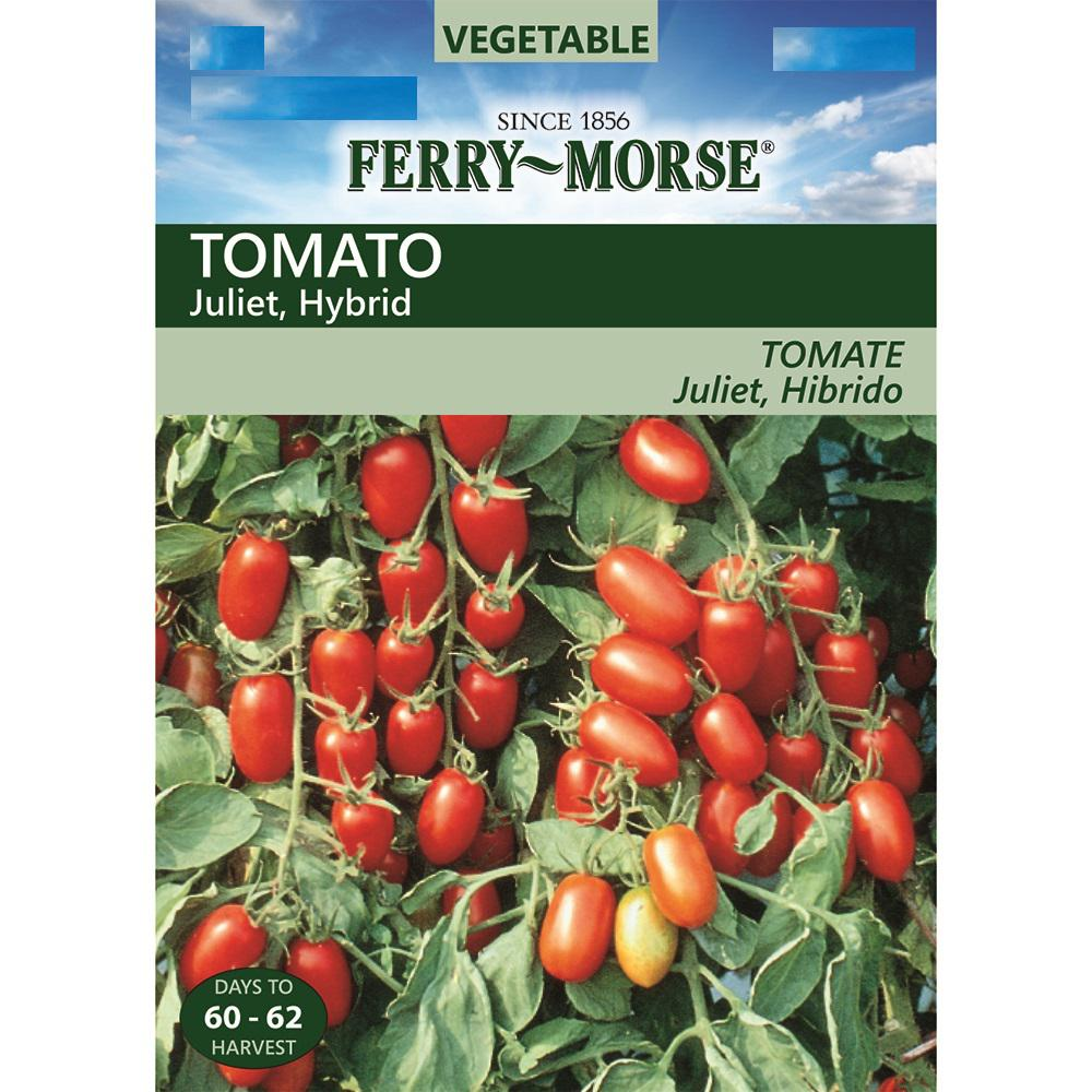 Ferry Morse Tomato Juliet Hybrid Seed