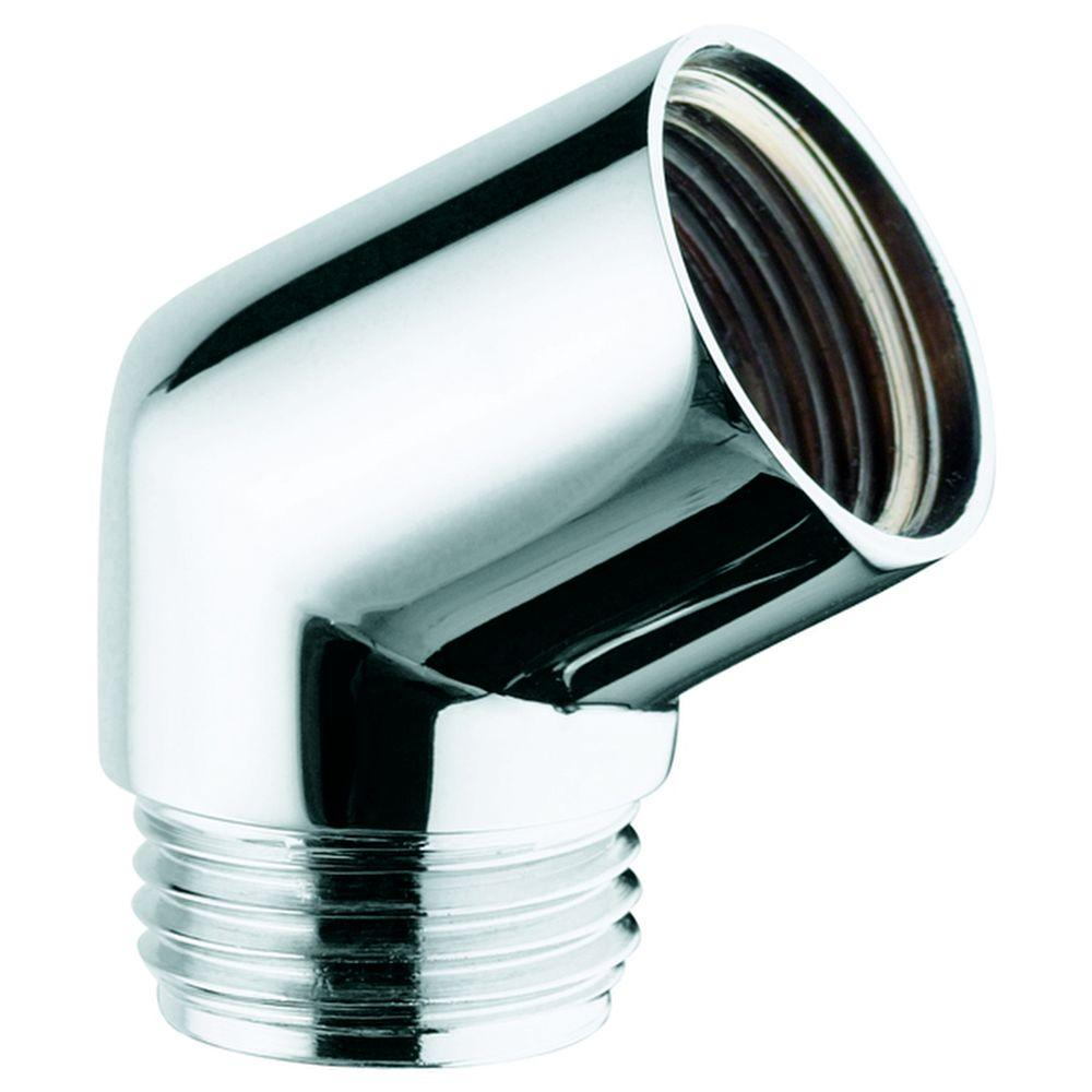Sena Shower Arm in StarLight Chrome for Sena Handshowers
