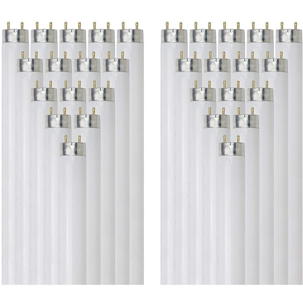10 Pack 2 ft Sunlite 41002-SU 2/' LED T8 Tubular Light Bulb