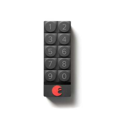 Smart Keypad, Dark Gray