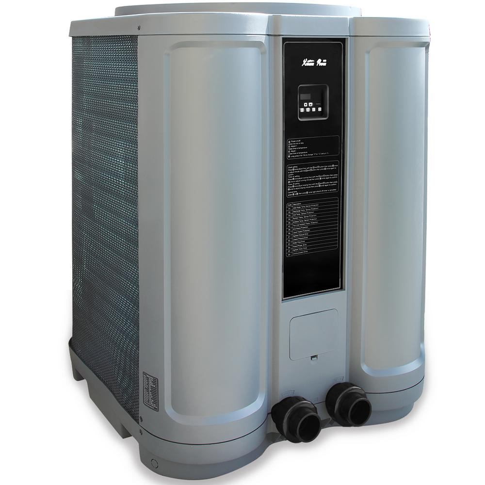Electric Pool Heaters Pool Supplies The Home Depot