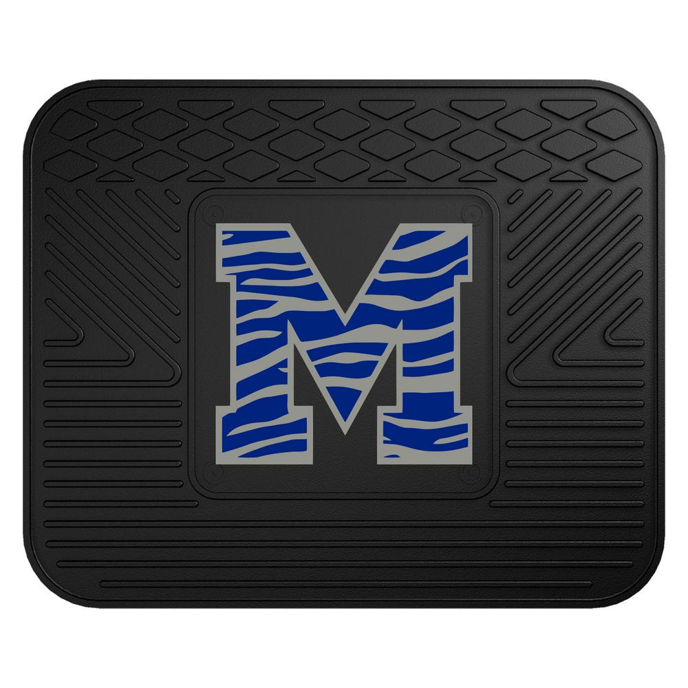 FANMATS University of Memphis 14 in. x 17 in. Utility Mat