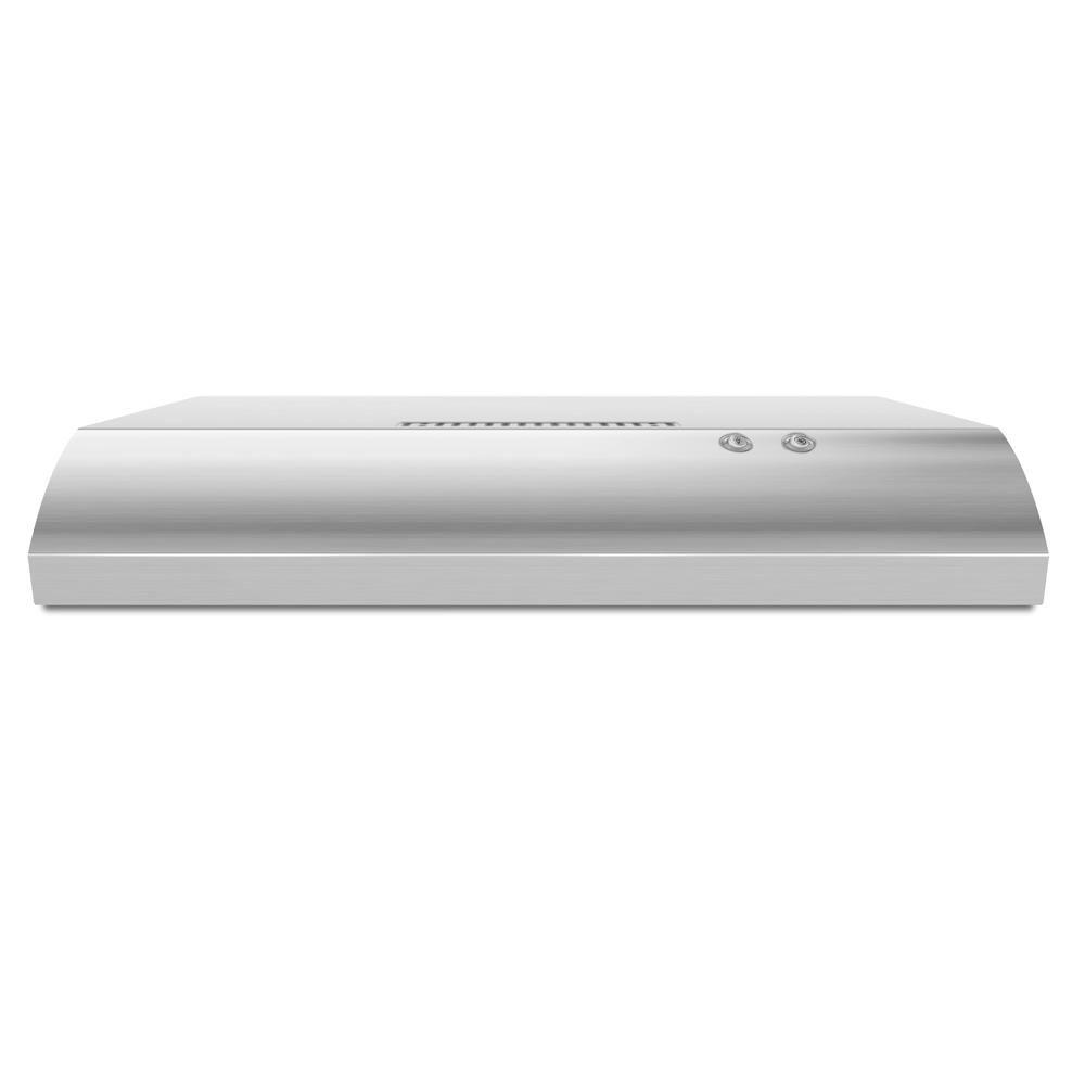 Maytag 30 in. Non-Vented Range Hood in Stainless Steel