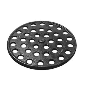 6-3/4 inch I.D. Cast Iron Pittsburg Bell Trap Strainer by