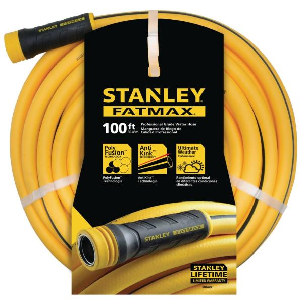 Fatmax 5/8 in. x 100 ft. Professional Grade Hose