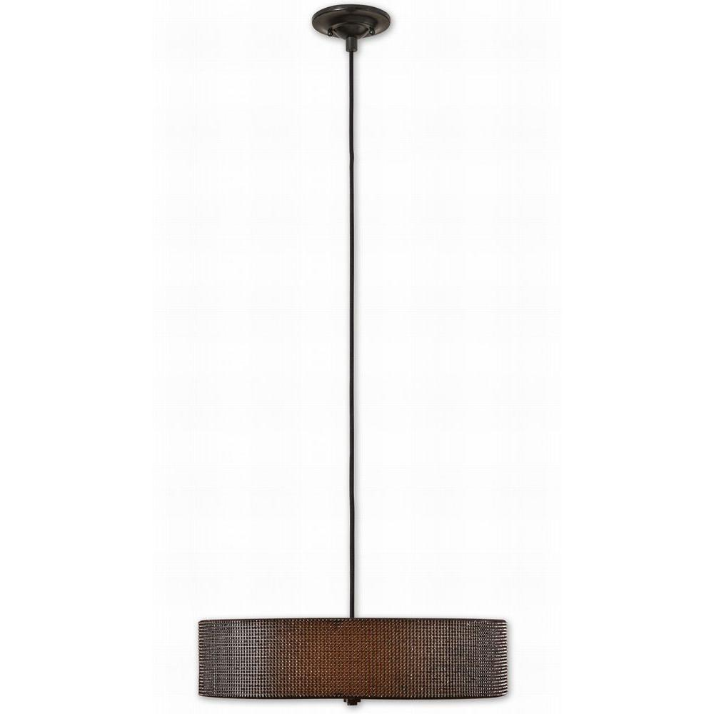 Global Direct Diamanta Bronze Hanging Shade-DISCONTINUED