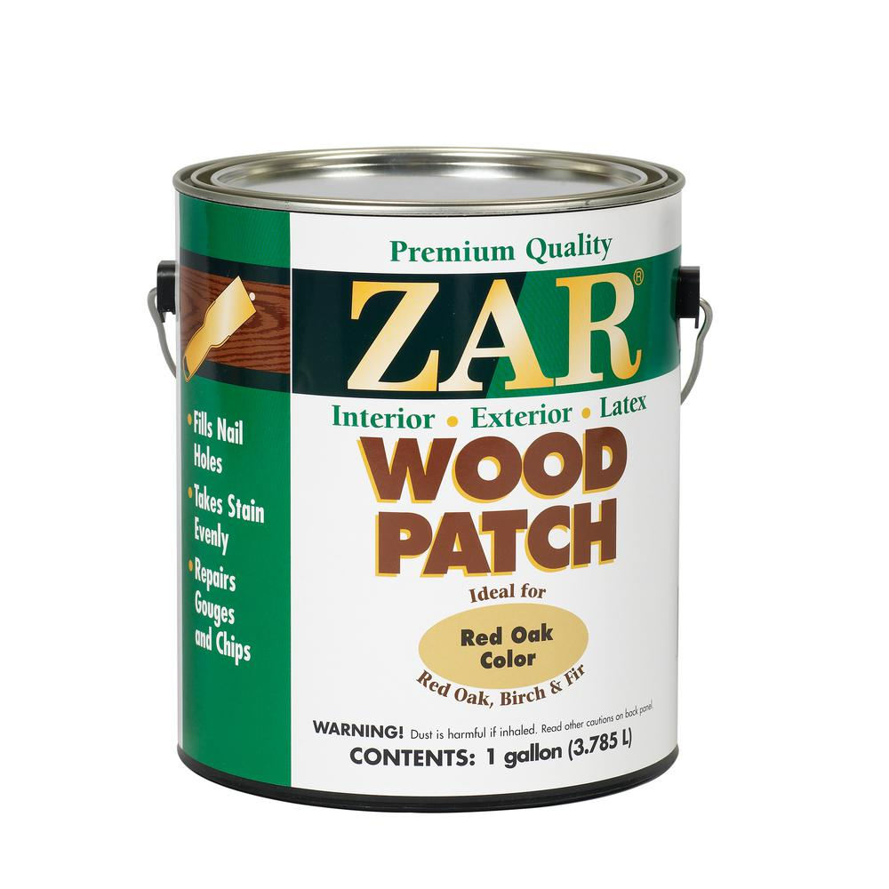 ZAR 1 Gal. Red Oak Wood Patch