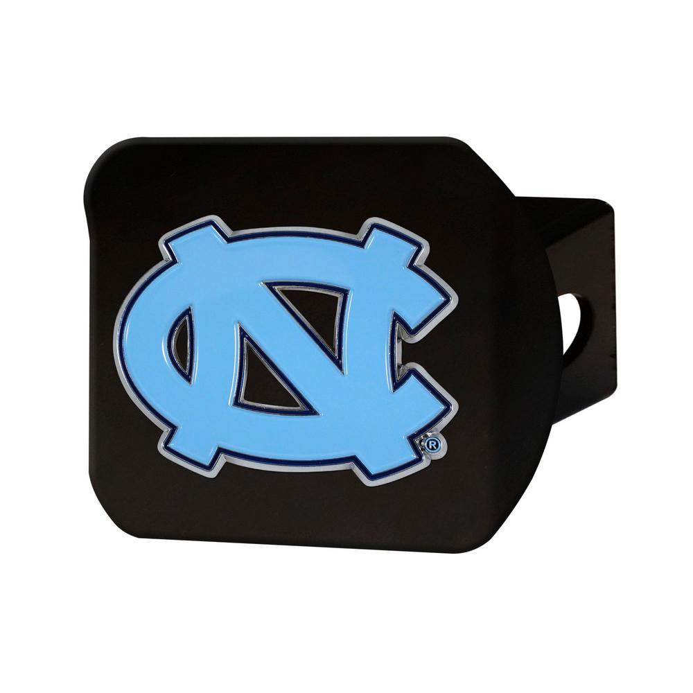 NCAA North Carolina Tar Heels Logo Hitch Cover Class II /& III