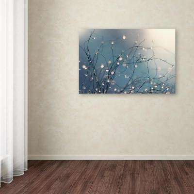 "30 in. x 47 in. ""When You're Sleeping"" by Beata Czyzowska Young Printed Canvas Wall Art"