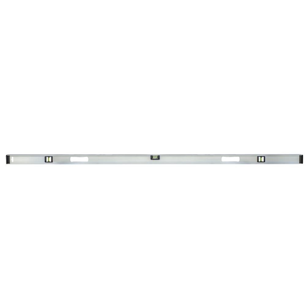 Bon Tool 72 in. Aluminum I-Beam Level