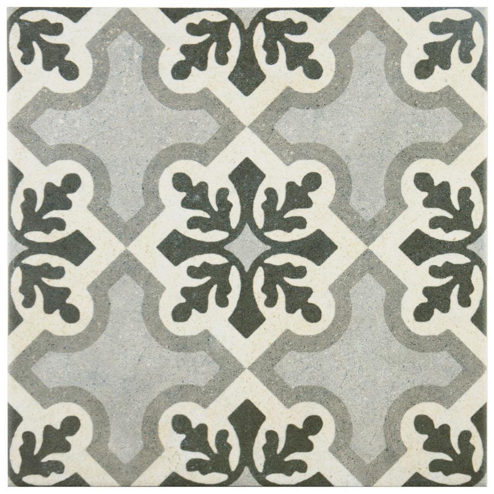 Merola Tile Vintage Ruzafa 9 3 4 In X