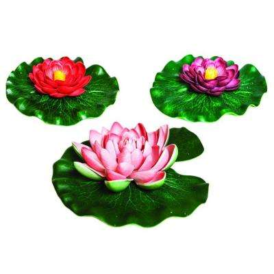 Floating Lily's (3-Pack)