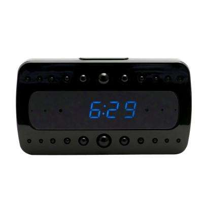 Wi-Fi Hidden Camera Clock