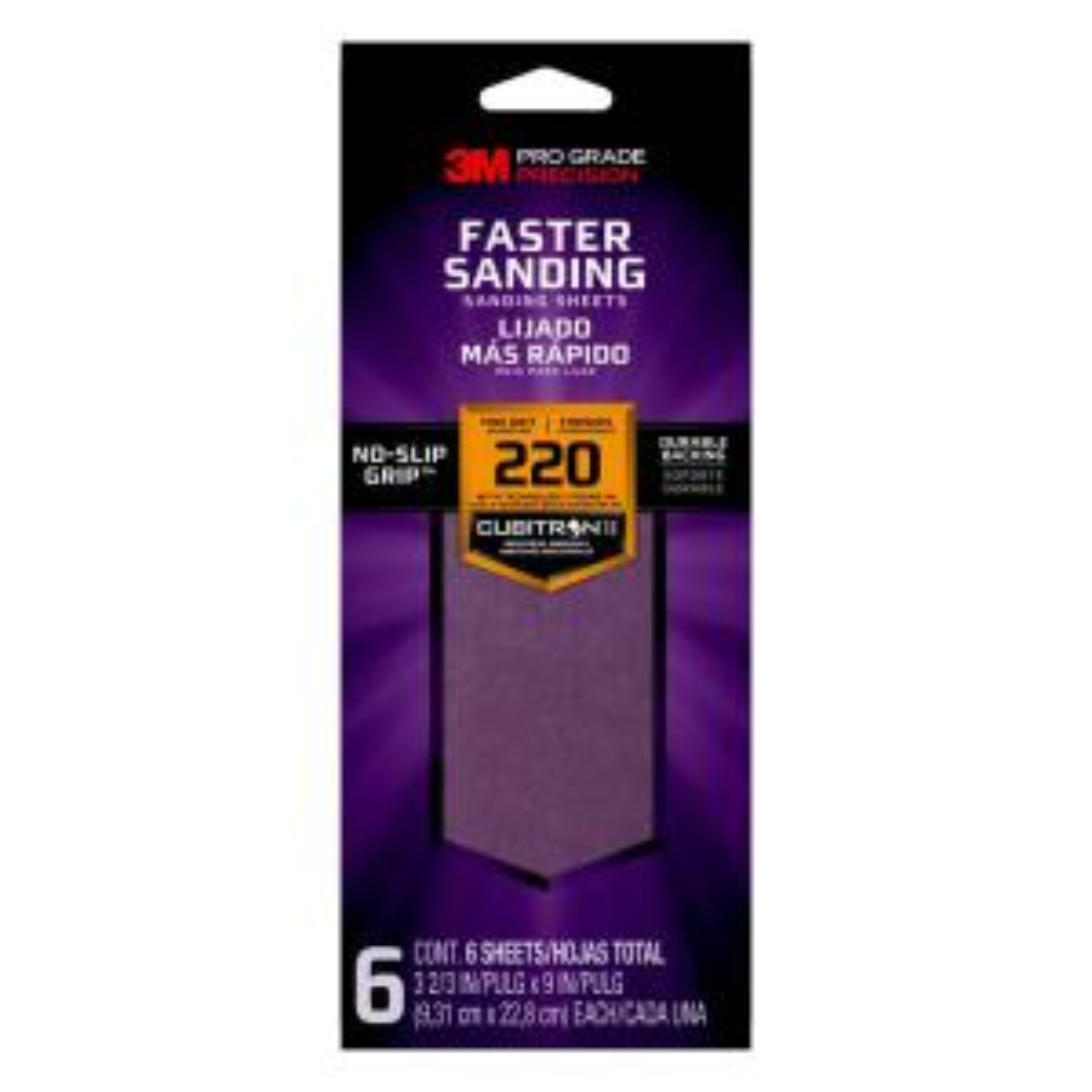"SANDPAPER Bundle 1-6/""x4/' 120grit Cloth Back~ 1-6/""x4/' 220grit Paper Back QUALITY"