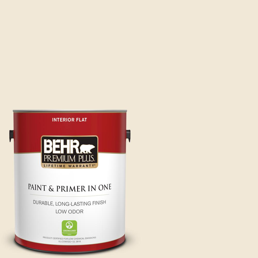 13 Cottage White Flat Low Odor Interior Paint And