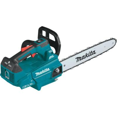 16 in. 18-Volt X2 (36-Volt) LXT Lithium-Ion Brushless Cordless Top Handle Chain Saw (Tool-Only)