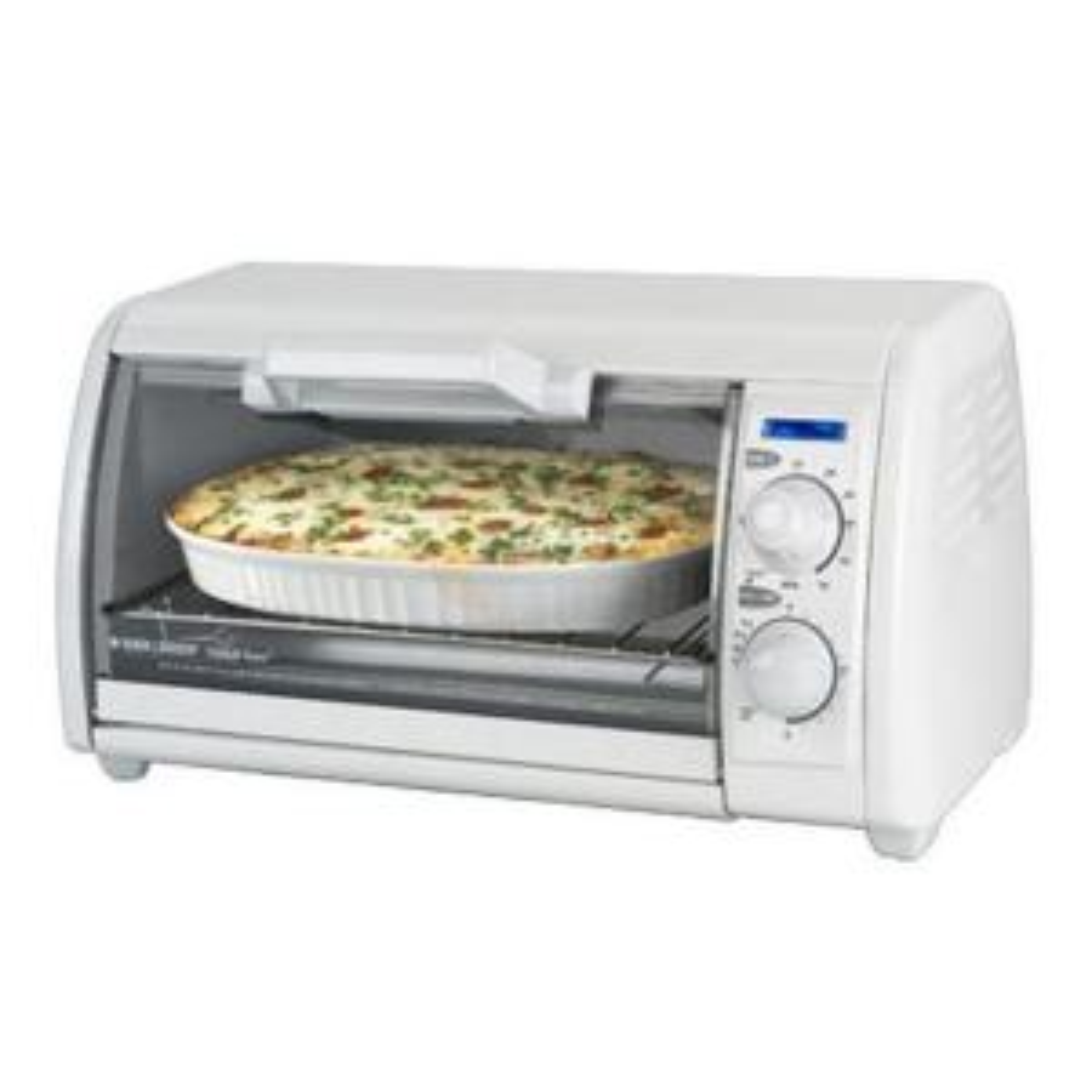 Black Decker Toast R Oven 4 Slice Countertop Toaster Oven