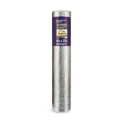 48 in. x 25 ft. Double Reflective Insulation