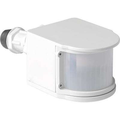 180-Degree Bright White Motion Sensing Outdoor Flood Light