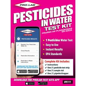 Pesticides in Water Test Kit