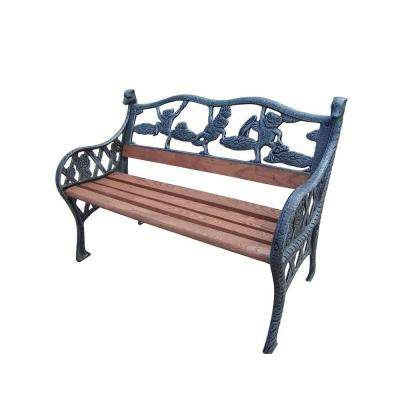 Frog Kiddy Patio Bench