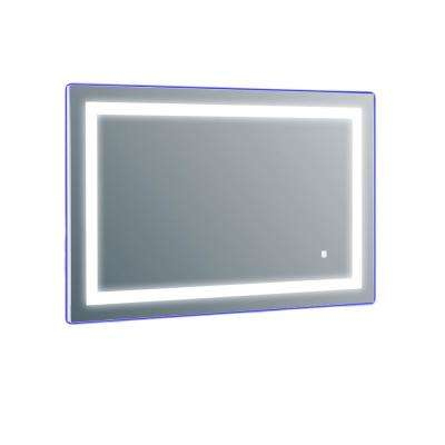 Aluminum Mirror Framing Kits Bathroom Mirrors The Home Depot